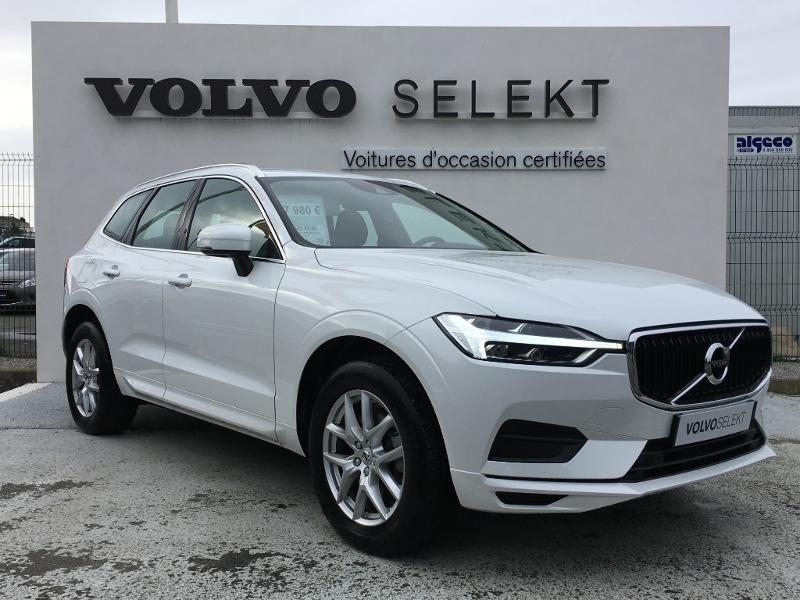 Volvo XC60 D4 AWD AdBlue 190 Business Diesel Blanc Cristal Exclusif Occasion à vendre