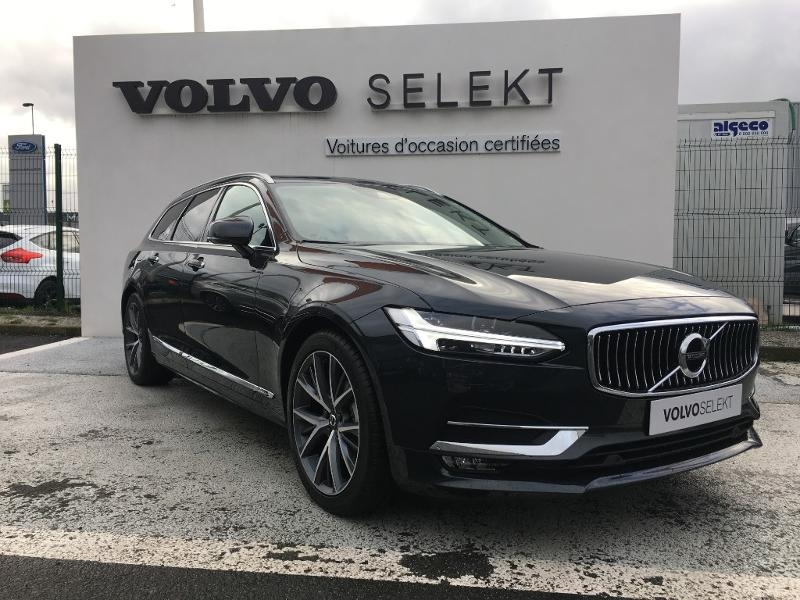 volvo v90 d4 190ch inscription geartronic d occasion saint brieuc c te ouest automobiles. Black Bedroom Furniture Sets. Home Design Ideas